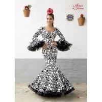 Traje de flamenca Albero