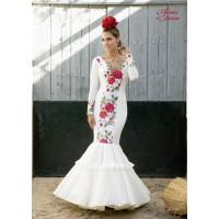 Traje de flamenca Amistad