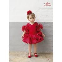 Traje flamenca niña Ana, a partir de 118€
