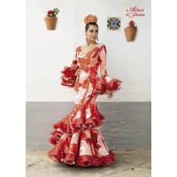 Traje de flamenca Andaluza