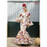 Traje de flamenca Bécquer