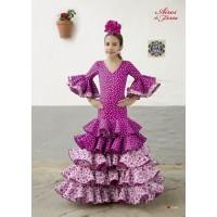 Traje flamenca niña Celia, a partir de 180€