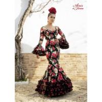 Traje de flamenca Gala