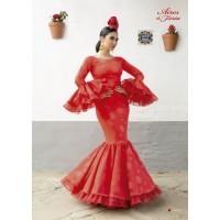 Traje de flamenca Juana