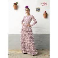 Traje de flamenca Lorca