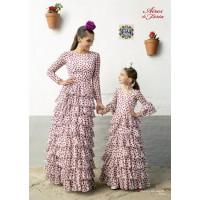 Traje de flamenca Lorca & Manzanilla