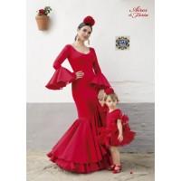 Traje de flamenca Marina & Ana