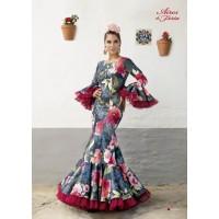 Traje de flamenca Murillo