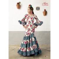 Traje flamenca niña Paseo, a partir de 175€
