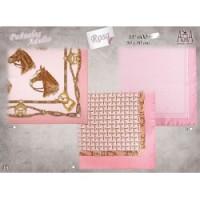 Pañuelos adultos rosas