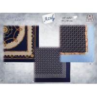 Pañuelos adultos azules