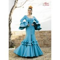 Traje de flamenca Roldana