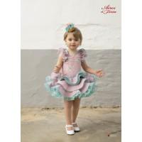 Traje flamenca niña Rumba, a partir de 136€