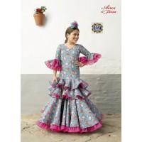 Traje flamenca niña Salero, a partir de 175€