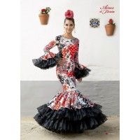 Traje de flamenca Victoria