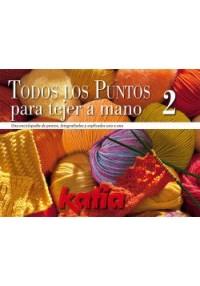 Katia, todos los puntos tejer a mano 2