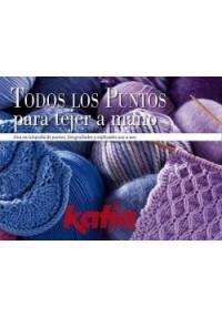 Katia,todos los puntos tejer a mano