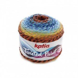 Katia Twisted Paint